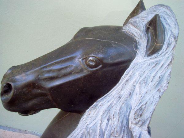 Sculptures S181 Elk Woman